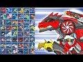 Dino Robot T-Rex Highway: Assembly + Battlefield | Eftsei Gaming