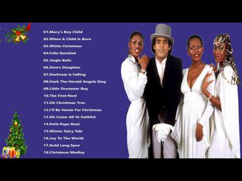 Boney M : Top 20 Christmas Songs All Time