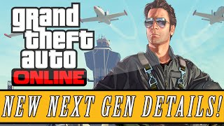 GTA 5 | New PS4 & Xbox One Details - Storage Space Required & File Size Confirmed (GTA 5 NEXT GEN)