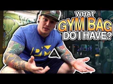 BEST GYM BAG FOR A POWERLIFTER?