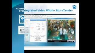 Act-pos grocery store video surveillance integration