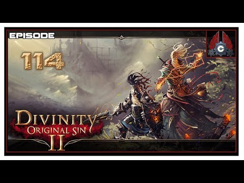 Let's Play Divinity: Original Sin 2 (Tactician Difficulty) With CohhCarnage - Episode 114