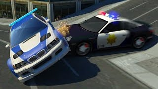 Police Chase Car Escape Plan Android Gameplay HD