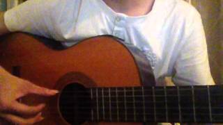 '''Chúc bé ngủ ngon'' Guitar by Quân