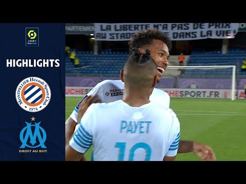 Download MONTPELLIER HÉRAULT SC - OLYMPIQUE DE MARSEILLE (2 - 3) - Highlights - (MHSC - OM) / 2021-2022