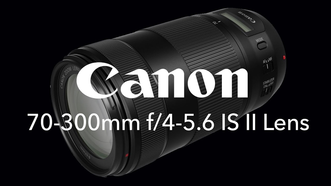 Canon Ef 70 300mm F4 56 Is Ii Usm Lens A Closer Look With Roger