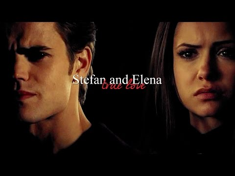 Stefan and Elena   True Love