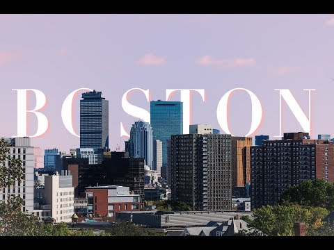 TRAVEL VLOG | the BOSTON guide.