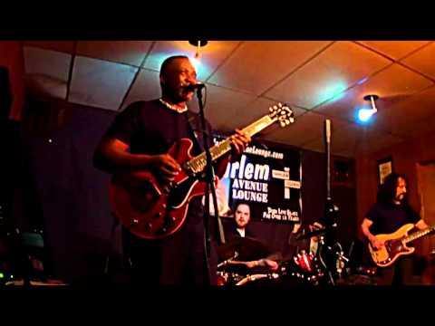 Pistol Pete Band - All My Lovin' - Windy City Blues Society Fundraiser, Harlem Avenue Lounge 1/13/12
