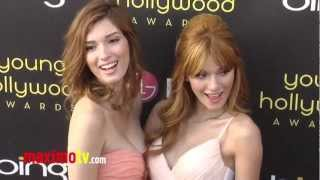 Bella Thorne at 14th Annual Young Hollywood Awards - Maximo TV Red Carpet Video