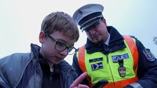 Gábor rendőrös álomnapja