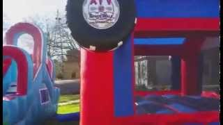 ATV Bounce House, Moonwalk - Waco, Gatesville