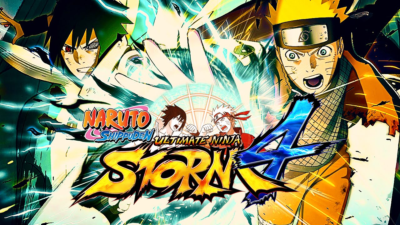 How To Download Naruto Shippuden Ultimate Ninja Storm 4 On ...