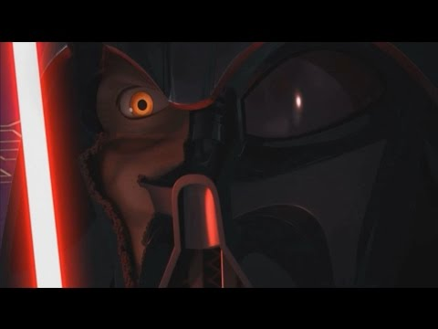 AHSOKA VS DARTH VADER (Star Wars Rebels S02 Final : Twilight of the Apprentice)