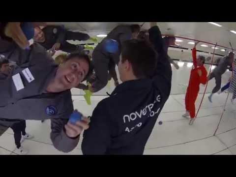 Novespace : vols en apesanteur sur Air Zéro G avec Jean-François Clervoy