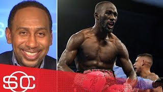 Stephen A. and Teddy Atlas react to Terence Crawford vs. José Benavidez | SportsCenter