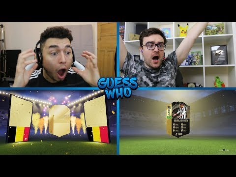 THIS IS TOO MUCH 🤣 GUESS WHO FIFA vs AJ3 🔥 (GUESS WHO PACKS)