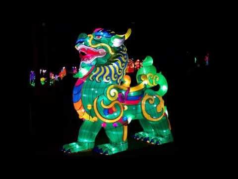 Chinese Lantern Festival Cary, NC 2017