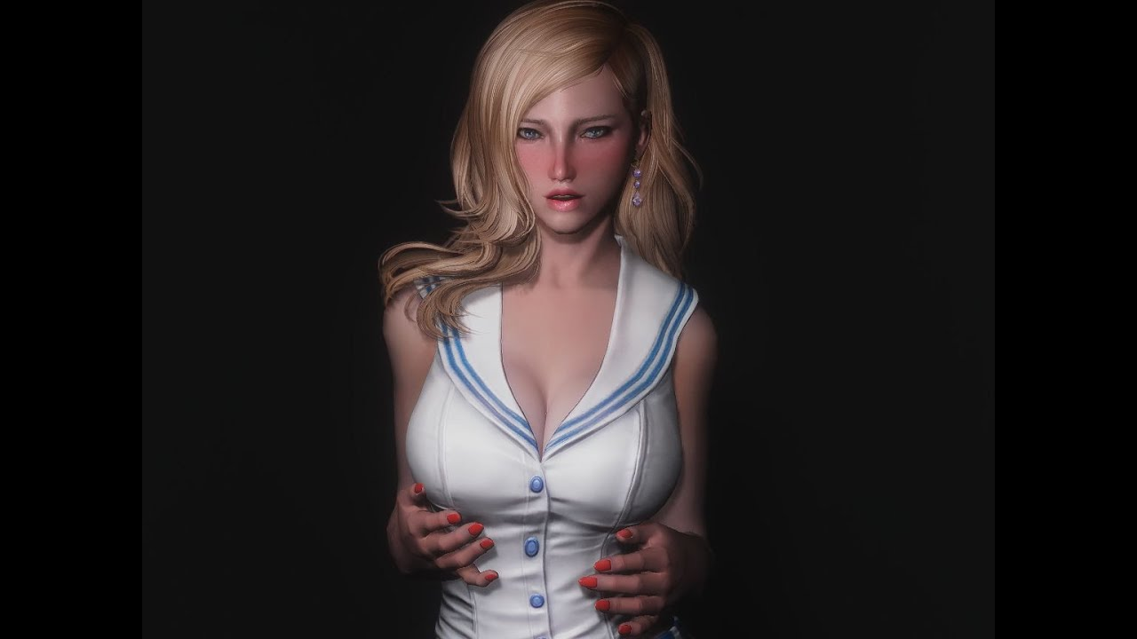 2015 hd skyrim sexy dance and how to build fallen one female character by sexy gamerxxx - 1 6