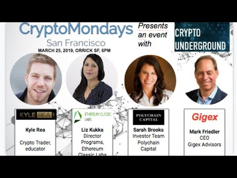 CryptoMondays: Investor Day - Learn To Trade + 2 Funds Investment Outlook