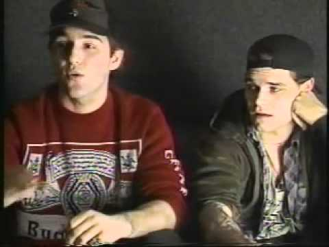 In Effect 91' New York Hardcore Documentary  w/  Agnostic Front, Sick of It All, Gorilla Biscuits