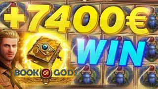 Biggest Wins Book oḟ Gods BF Gaming Slot