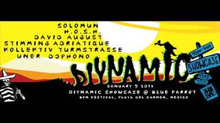 Adriatique Live @ Diynamic Showcase, Blue Parrot (BPM Festival 2014, Playa del Carmen)