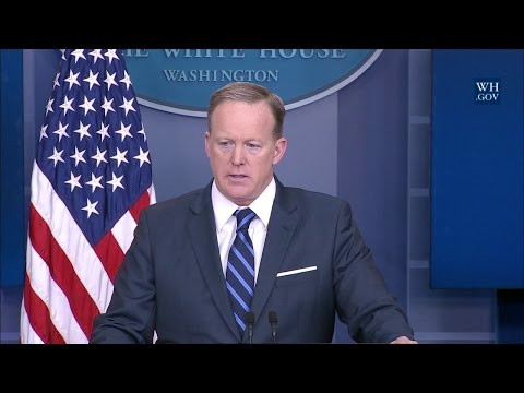 3/31/17: White House Press Briefing