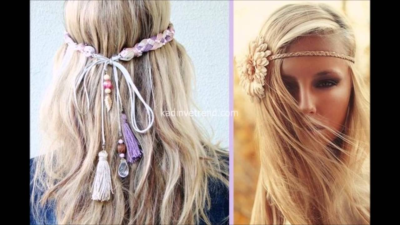 En Güzel Trend Saç Aksesuarları