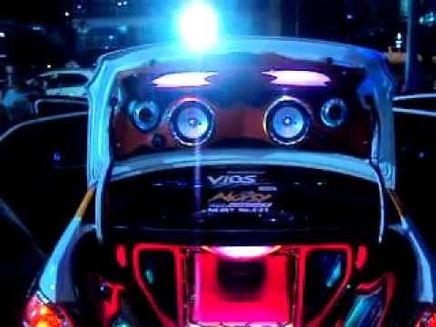 โชว์เครื่องเสียงรถ New vios ชาว Rayong Zone.( RYZ.)