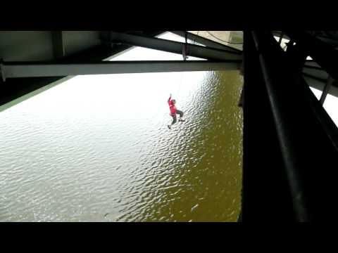 Loughor Bridge Swing, South Wales