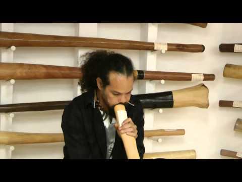 Sydney Didgeridoo Player- Sean Patrick Ryan