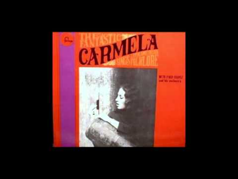 Carmela & Paco Ibañez – The Fantastic Carmela Sings Latin American Folklore (1969) [USA edition]