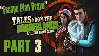 "Tales From The Borderlands - Episode 4: Escape Plan Bravo - Part 3 - ""The Best Gun Fight (Ending)"""