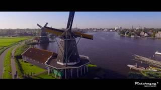 Noord-Holland (The Netherlands) - Drone Phantom 3