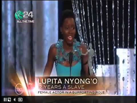 The Unstoppable Lupita Nyong'o Scoops Yet Another Award