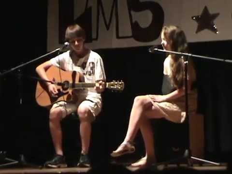 Luray Middle School Talent Show 2015