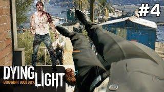 Dying Light Gameplay PC PL / FULL DLC [#4] z BUTA Wjeżdżam /z Skie