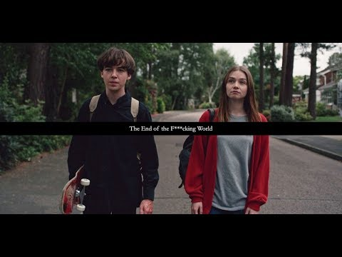 Los sentimientos en The End of the F***cking World