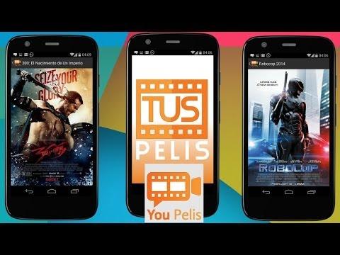 Ver Peliculas Gratis desde Tu Android con You Pelis Gratis