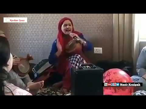 Latest Video Of Sheela Zargar | Kashmiri Singer | Viral Video