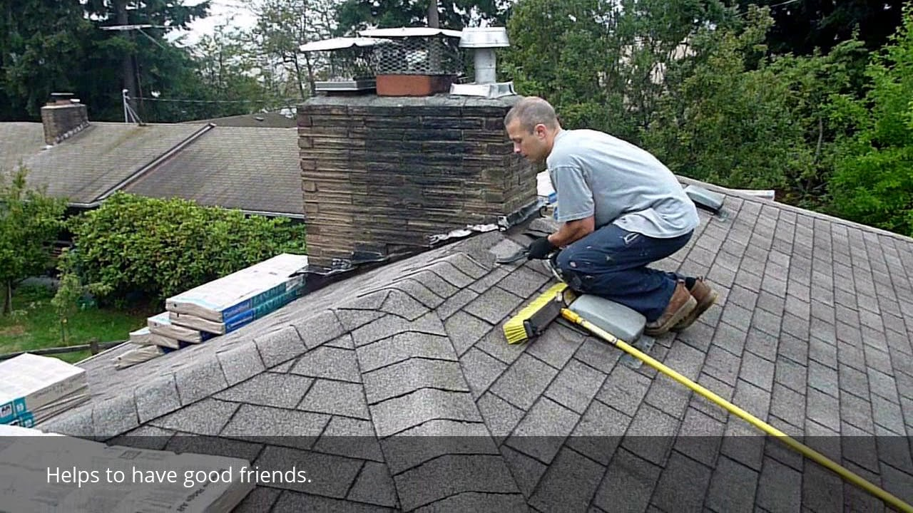 Diy Shingles Over Existing Roof You