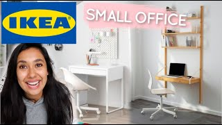 TOP IKEA ITEMS FOR SMALL HOME OFFICE