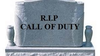 R.I.P CALL OF DUTY : WORLD AT WAR :(