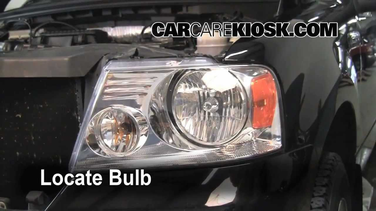 2005 Ford F150 Interior Light Bulb Brokeasshome Com
