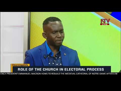 TAKE NOTE : The role of church in the electoral process