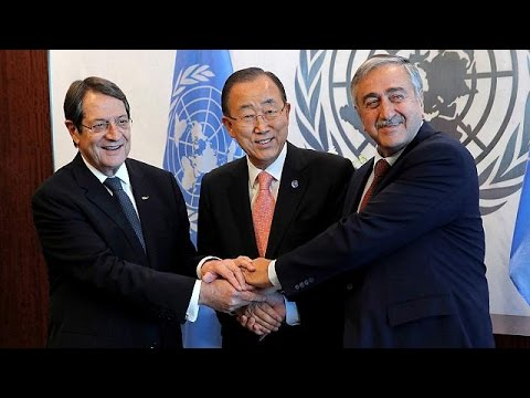 Lösung des Zypern-Streits bis Ende des Jahres