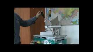 Станок для сварки ПВХ профиля КС-1РА(Станок полуавтоматический КС-1РА предназначен для сварки углов ПВХ профилей при изготовлении пластиковых..., 2013-02-22T06:43:53.000Z)
