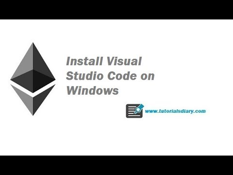 can you make a cryptocurrency with visual studio