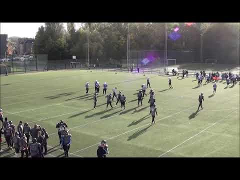 BAFL U19 29-10-2017 Game 5 BFA vs BT